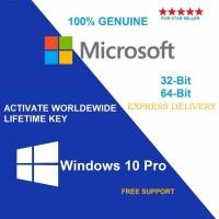 Windows 10 Pro лицензионный ключ