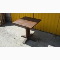 Продам деревянный стол бу