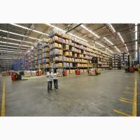 Разнорабочие на складах TESCO