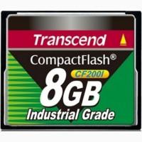 Продам карты памяти Compact Flash Card Transcend TS8GCF200i