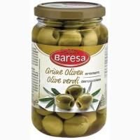 Оливки без косточек BARESA 340/170