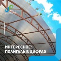 Сотовый поликарбонат TITAN SKY Гарантия 15 лет