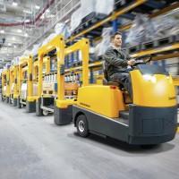 Требуются операторы электротележек и кар на склад в Польше