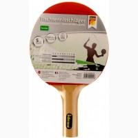 Ракетка для настольного тенниса Aldi (R2-110245_черный-красный)