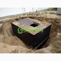 Выгребная яма 4500 литров двухкамерная