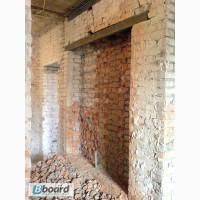 Вырубывание ниш в кирпичных стенах