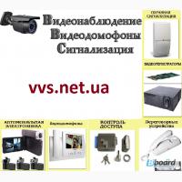 Видеодомофоны, видеонаблюдение Киев