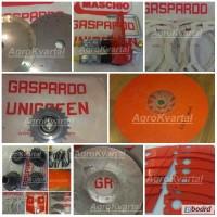Есть все виды запасных частей Гаспардо на складах АгроКвартал