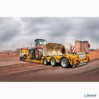 Негабаритные перевозки Полтава, перевозка негабаритных грузов тралом в Полтаве. Негабарит