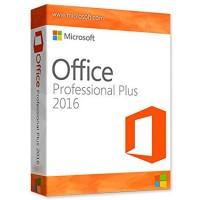 Microsoft Office 2016 Professional Plus лицензионный ключ активации