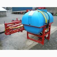 Продам опрыскиватель 1000 литров 14, 16 метров штанга со стабилизацией