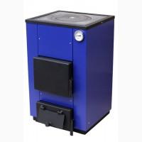 Твердотопливный котел мощностью 12 кВт греющий 100 кв.м. на всех видах топлива