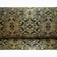 Акционная распродажа церковной ткани - шелк, парча