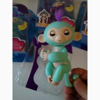 Оригинал! Обезьянка интерактивная Fingerlings baby monkey, Киев