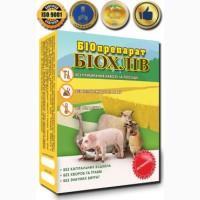 Биохлев – биопрепарат для ферментационной подстилки