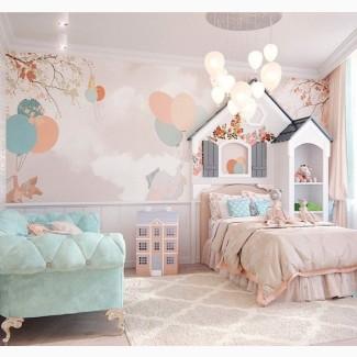 Итальянская мебель для детских комнат: кроватки, кровати, пеленальные