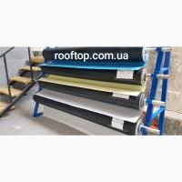 Пвх мембрана Rooftop Торговой марки Tetto сине-черная