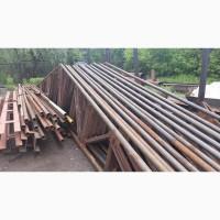 Продам металлические двускатные фермы 12 м