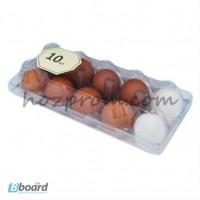 Практичные упаковки для перепелиных и куриных яиц оптом