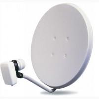 Установка и настройка спутниковой антенны