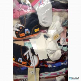 Одежда беби от 0-2 лет в коробках по 5, 10кг. Англия