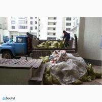 Вивіз сміття при будівництві в Луцьку