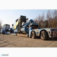 Негабаритные перевозки Ровно, перевозка негабаритных грузов тралом в Ровно, негабарит, трал