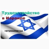 Легализация в Израиле. Вакансии для Украинцев