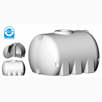 Пластиковые агро емкости для перевозки (транспортировки) воды, удобрений, КАС