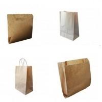 Бумажные пакеты (Крафт)