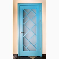 Межкомнатная дверь Сетка