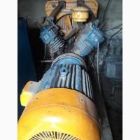 Продам компрессорную станцию 4ВУ с электродвигателем и с комплектом автоматики