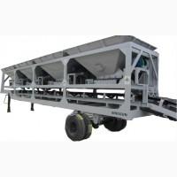 Мобильный асфальтобетонный завод Sinosun CAP40 (40 т/ч)