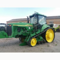 Трактор John Deere 8410Т (Джон Дир 8410)