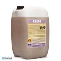 Средство для удаления цемента и цеметно-известковых растворов CEM Atas (10 л.)