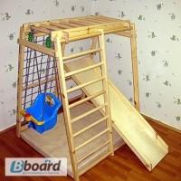 Детский спортивно-игровой комплекс Малыш без цвета