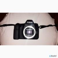 Продам фотоаппарат canon eos 6d(wg)
