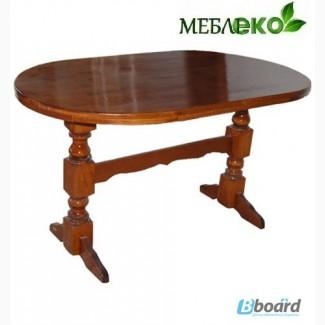 Мебель для баров, Стол Овальный 120 х 75 см. на 2-х Ножках