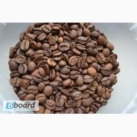 Кофе свежеобжаренный в зернах Арабика Бразилия Сантос и другие сорта