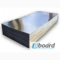 Лист нержавеющий технический AISI 430 12Х17 0, 5мм матовый зеркальный шлифованный