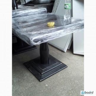 Столы деревянные окрашенным лаком бу