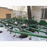 Культиватор 12 м. Культиватор Джон Дир 960, сельхозтехника