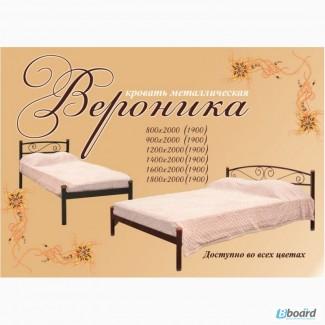 Металлическая кровать «ВЕРОНИКА»