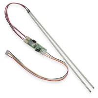 2x LED лампа подсветки монитора и контроллер, 24 W