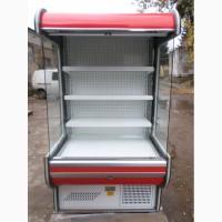Холодильная горка MAWI м. бу., купить регал бу