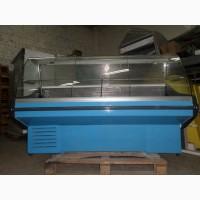 Холодильная витрина Juka 1, 90 м.б у, витрина гастрономическая бу