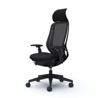 Кресло офисное OKAMURA SYLPHY Black черная рама Япония
