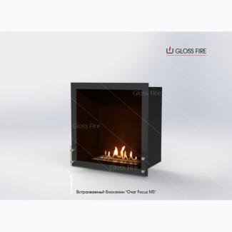 Биокамин «Очаг Focus MS-арт.010» ТМ Gloss Fire