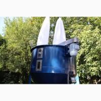 Вертикальный смеситель комбикорма ГНОМ 500 кг