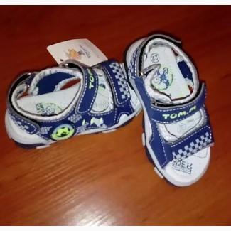 Качественные детские сандалики Том М